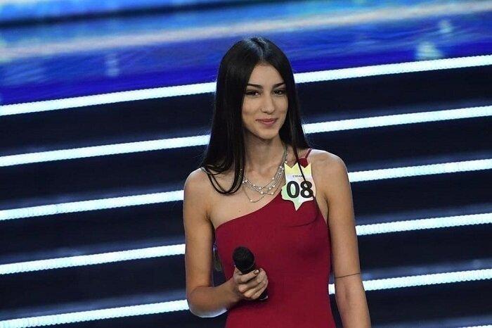 Конкурс «Мисс Италия» сразу прославился на весь мир. Виновата в этом необычная 18-летняя участница италия, конкурс красоты, красота, мисс, сила