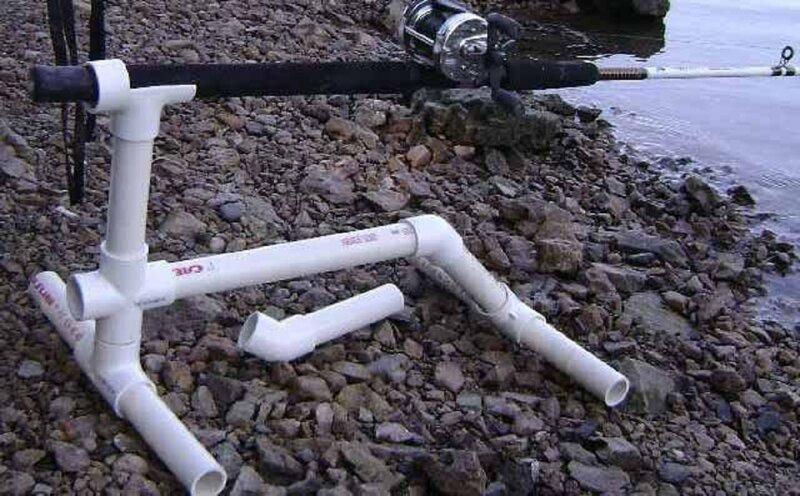 Когда у тебя есть 200 погонных метров ПВХ-труб, а руки растут из нужного места ПВХ-изыски, изобретательность, пвх, пвх-трубы, подборка, прикол, юмор