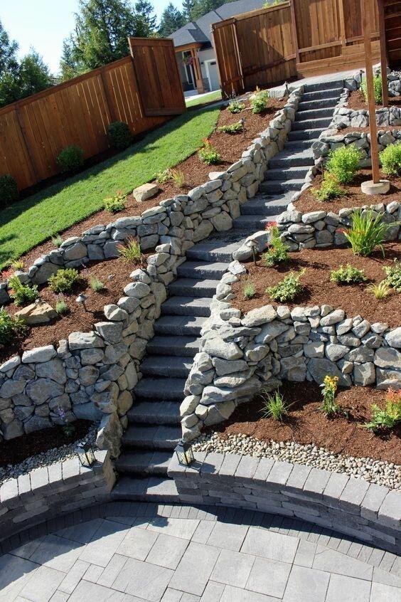8. Фабрика идей, дачники, идеи для дачи, красиво, огород, сад, у дома
