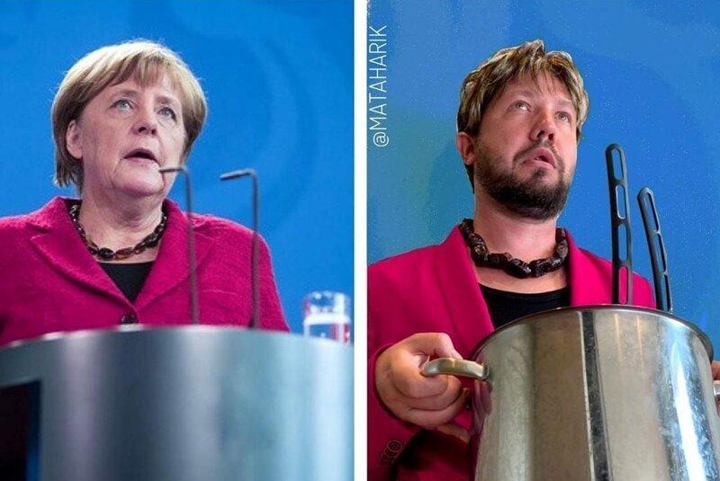 11. Ангела Меркель