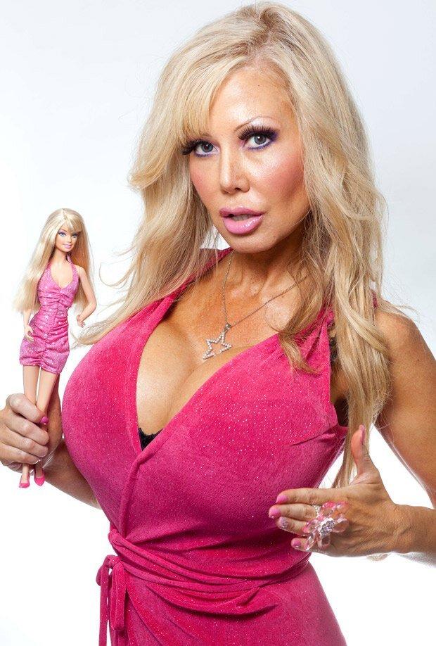 Блонди Беннет куклы, макияж, пластические операции, подборка, трансформация, хирургия