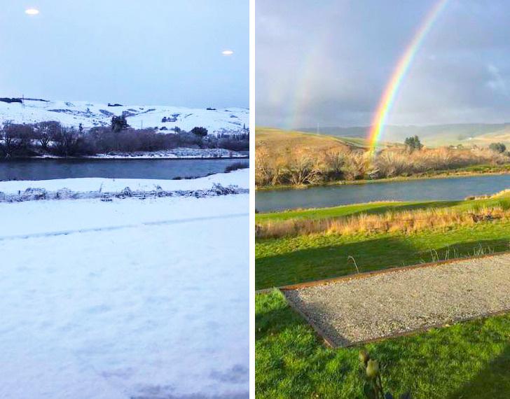 24 снимка «до и после», на которых перемены видны невооруженным глазом