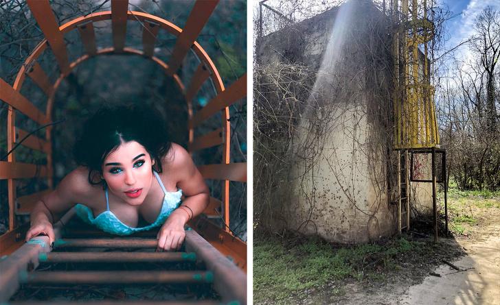 25+ доказательств того, что крутое фото можно сделать даже на помойке