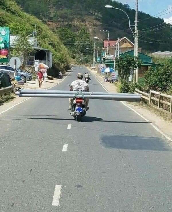 А в этих случаях, может сильно не повезти другим участникам дорожного движения