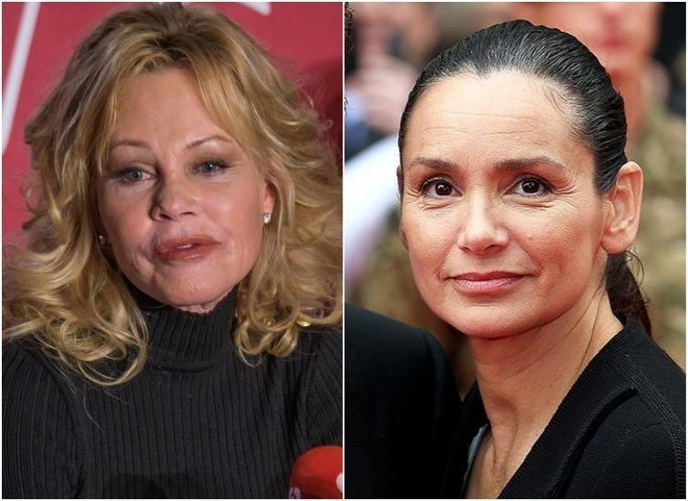 Мелани Гриффит и Глэдис Португез — 62 года актриса, внешность, возраст, звёзды, знаменитости, пластические операции