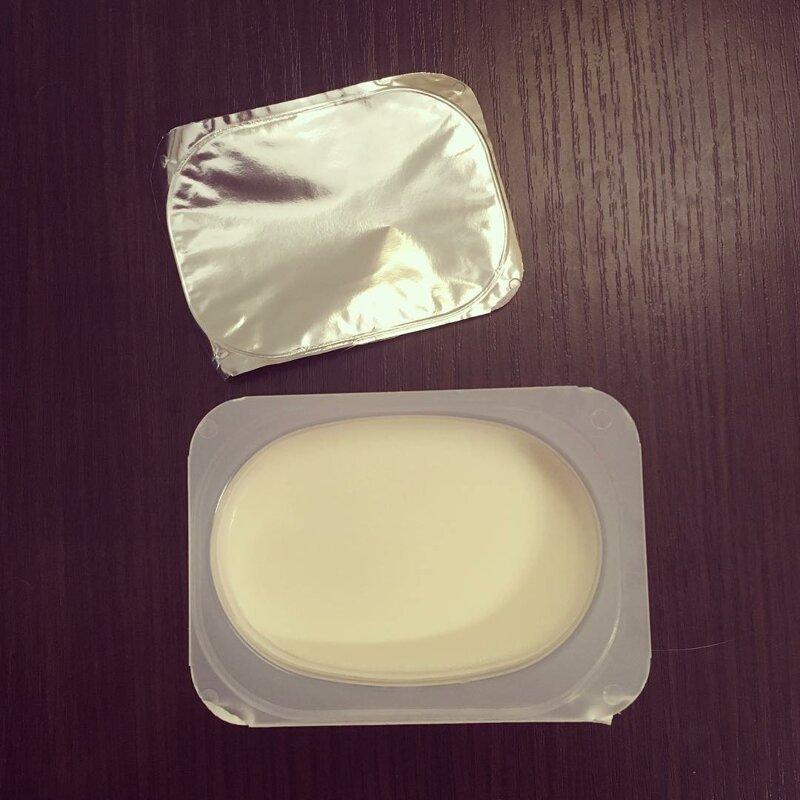4. Так открыть йогурт может только 1 человек из 10000000 да ладно, и такое бывает, прикол, смешно, тебе никто не поверит, фото, это невозможно