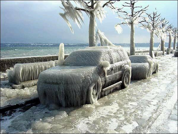 Прошёл ледяной дождь аномалии, жаловаться, погода, природа, сюрпризы