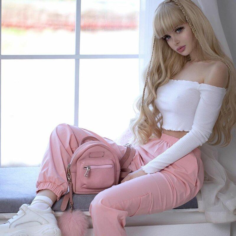 Анжелика Кенова куклы, макияж, пластические операции, подборка, трансформация, хирургия