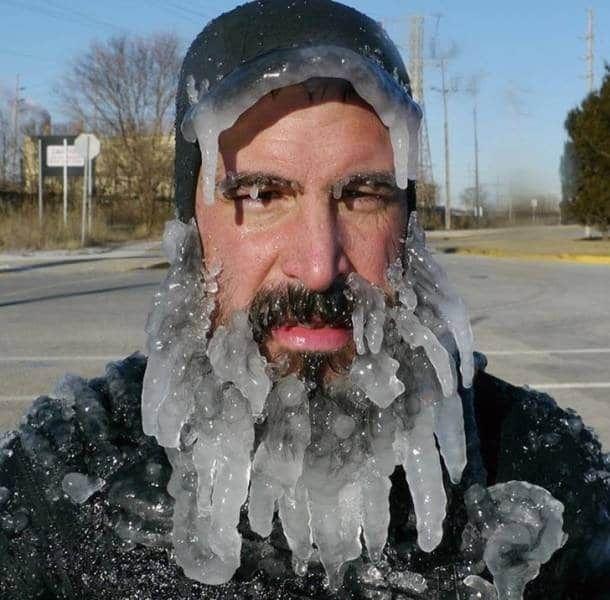 Ледяной комуфляж