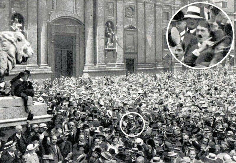 25 фотографий, представляющих знаковые события в истории человечества с необычного ракурса истории из жизни, исторические кадры, события 20 века