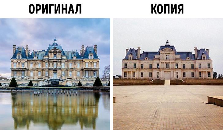 18 европейских достопримечательностей, которые мастерски скопировали китайцы у себя на родине
