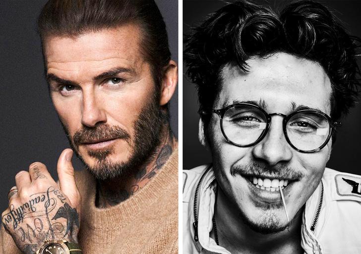 16 звездных отцов, у которых получились талантливые сыновья