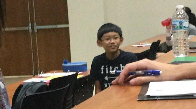 Юное дарование: что стало с вундеркиндом, который в 11 лет сел на студенческую скамью