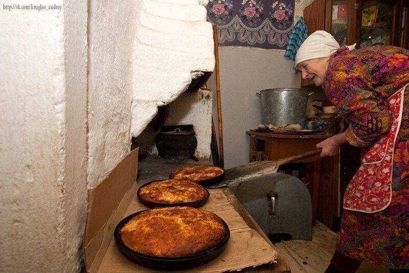 4. Бабушкины пироги с чаем... с ними вряд ли что-то может сравниться