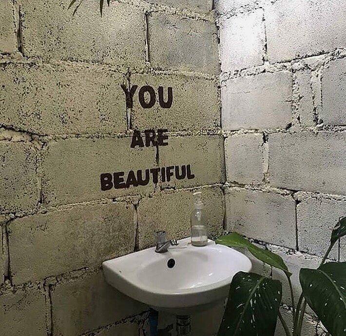 Вместо зеркала