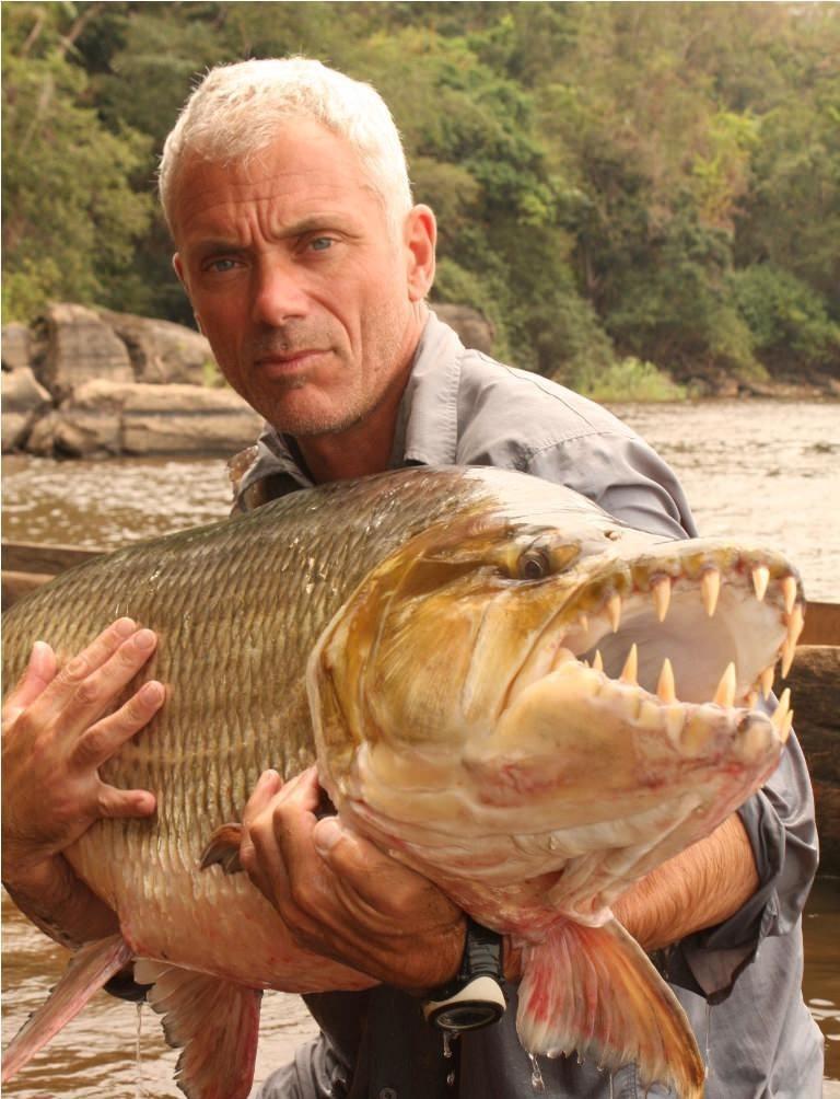 Не каждый рыбак обрадуется ТАКОМУ улову – лишь бы сердце не остановилось