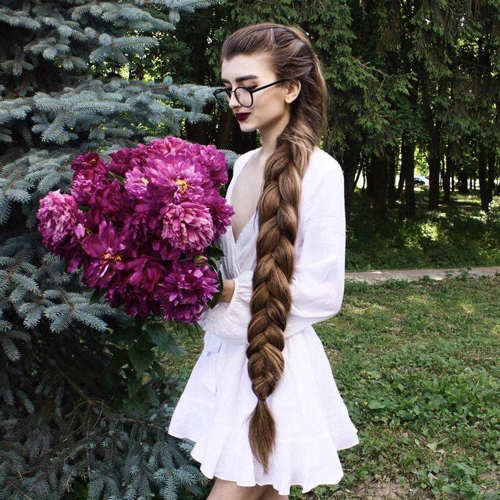 20 фото людей, обладающих невероятными волосами, которым завидуют все женщины без исключения