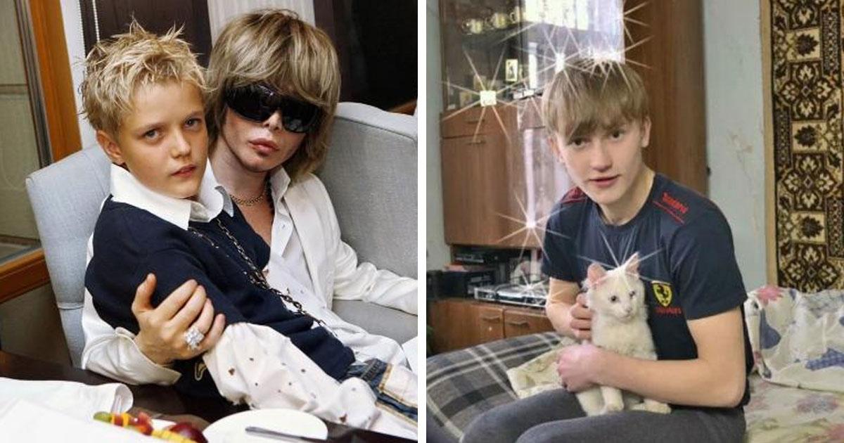 После 25-летней разлуки приемный сын Сергея Зверева встретился со своей биологической матерью
