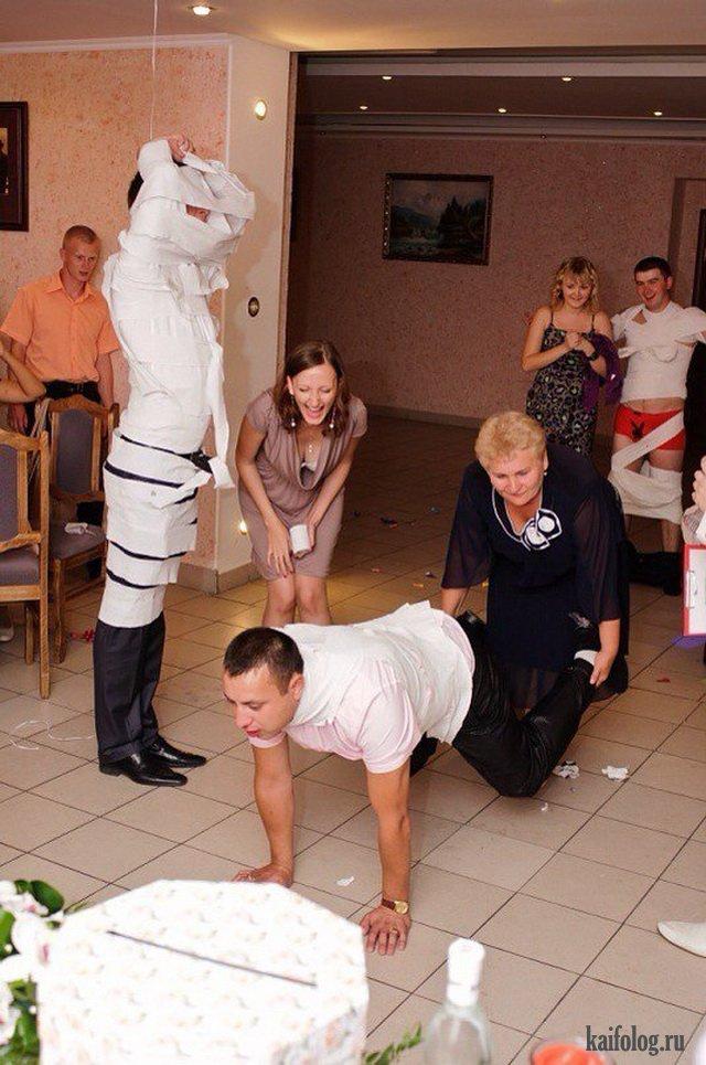 Знакомство гостей на свадьбу-приколы